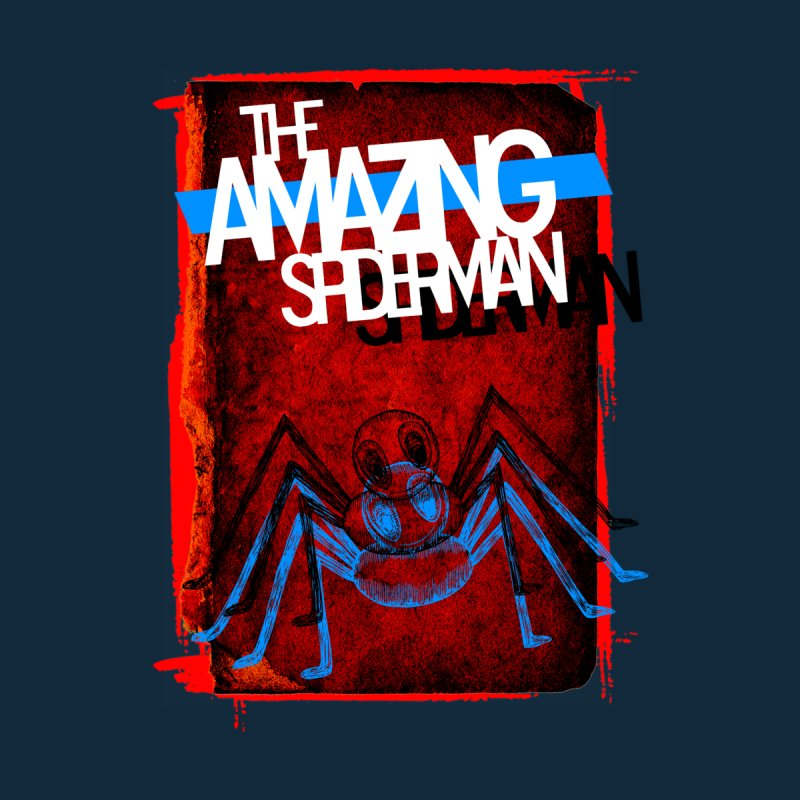 The Amazing Spider-Man!  Kids Toddler Longsleeve T-Shirt by Turkeylegsray's Artist Shop
