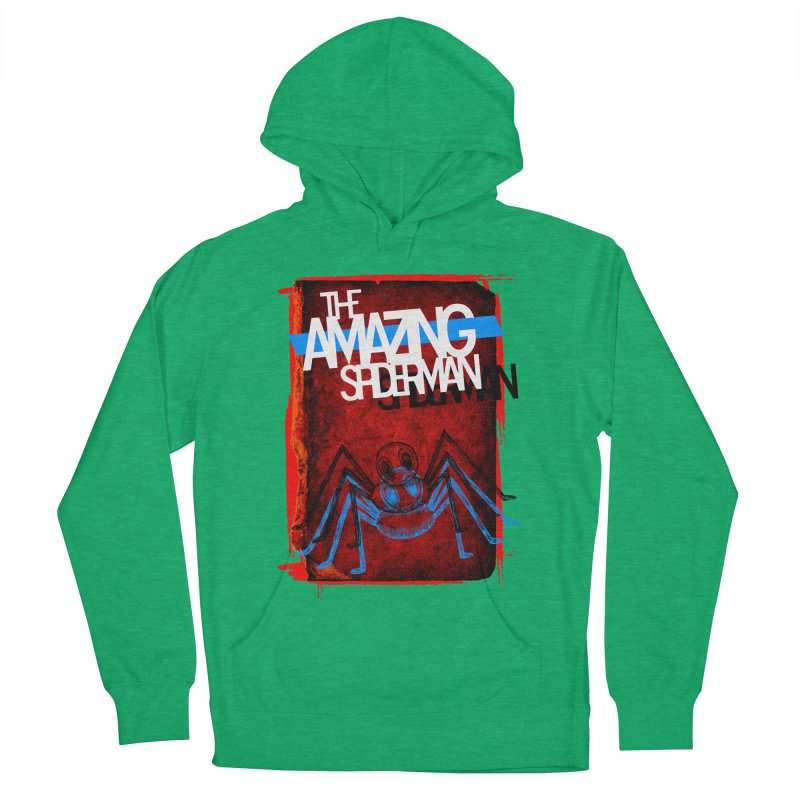 The Amazing Spider-Man!  Women's Pullover Hoody by Turkeylegsray's Artist Shop