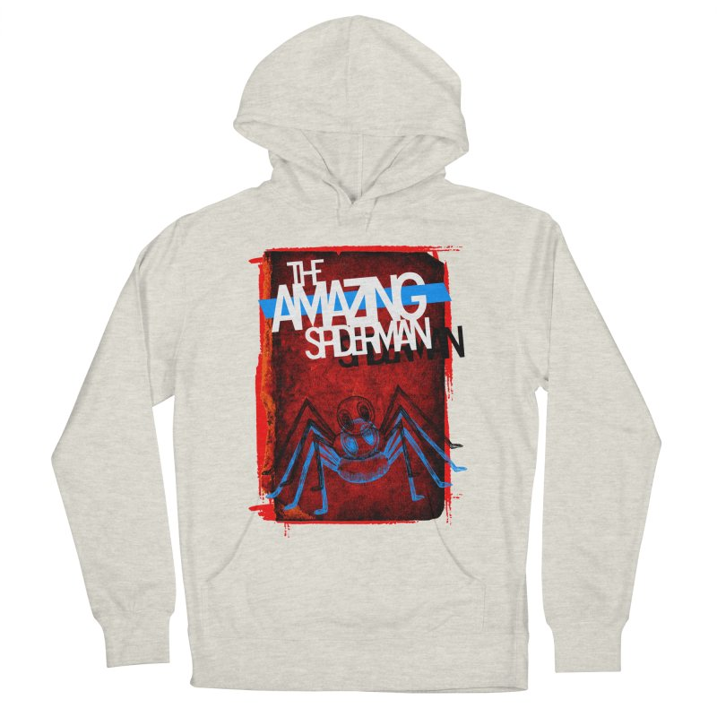 The Amazing Spider-Man!  Men's Pullover Hoody by Turkeylegsray's Artist Shop