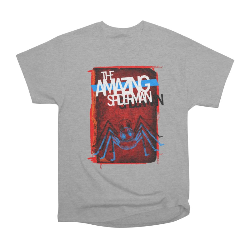 The Amazing Spider-Man!  Women's Classic Unisex T-Shirt by Turkeylegsray's Artist Shop