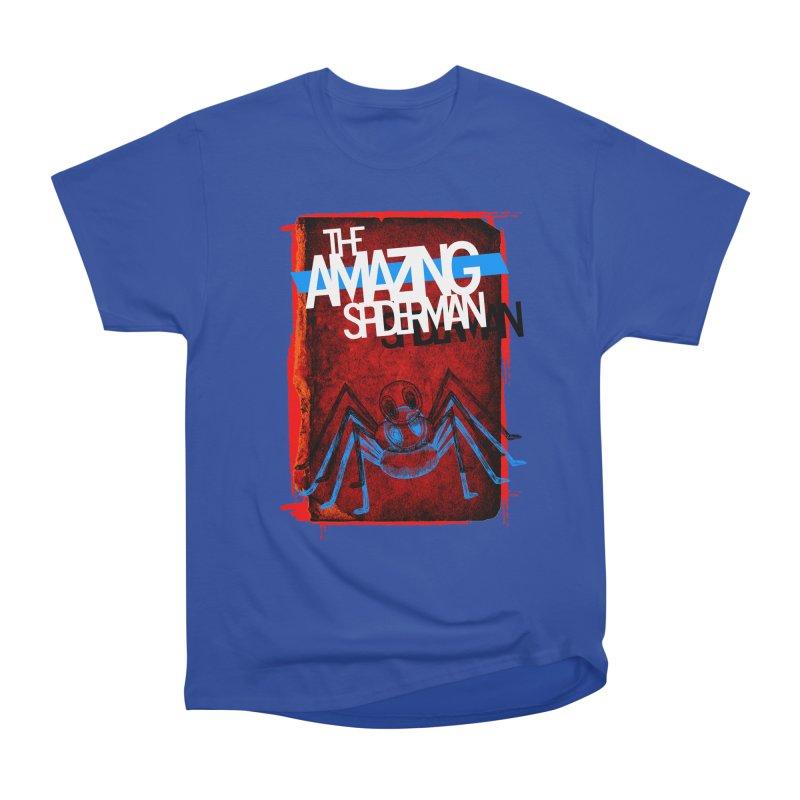 The Amazing Spider-Man!  Men's Classic T-Shirt by Turkeylegsray's Artist Shop
