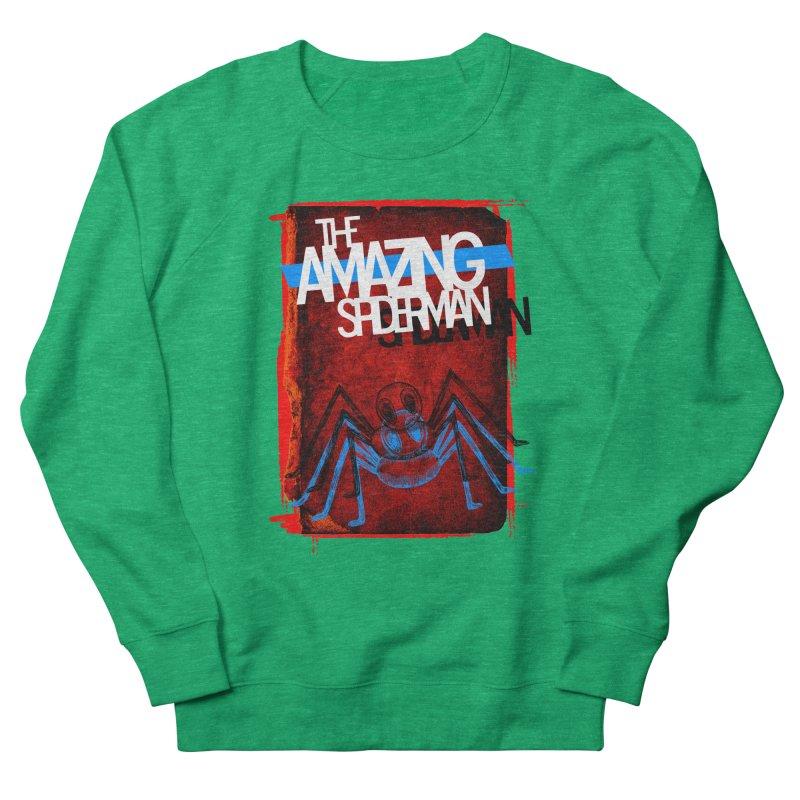 The Amazing Spider-Man!  Men's Sweatshirt by Turkeylegsray's Artist Shop