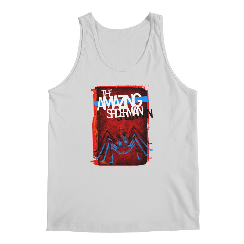The Amazing Spider-Man!  Men's Tank by Turkeylegsray's Artist Shop