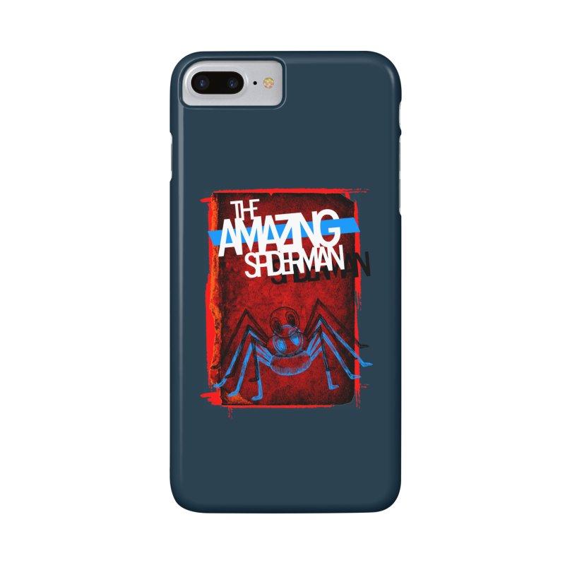 The Amazing Spider-Man!  Accessories Phone Case by Turkeylegsray's Artist Shop