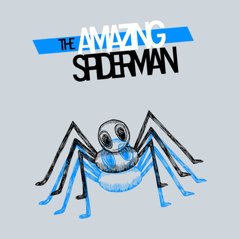 The Amazing Spider-Man Sans Background!  None  by Turkeylegsray's Artist Shop