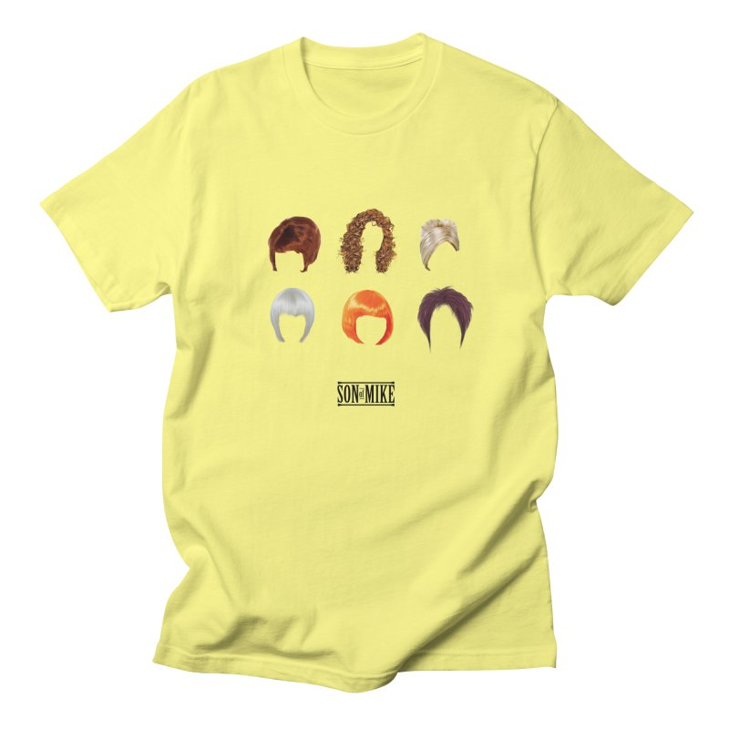 SOM Wigs Men's T-shirt by Turkeylegsray's Artist Shop