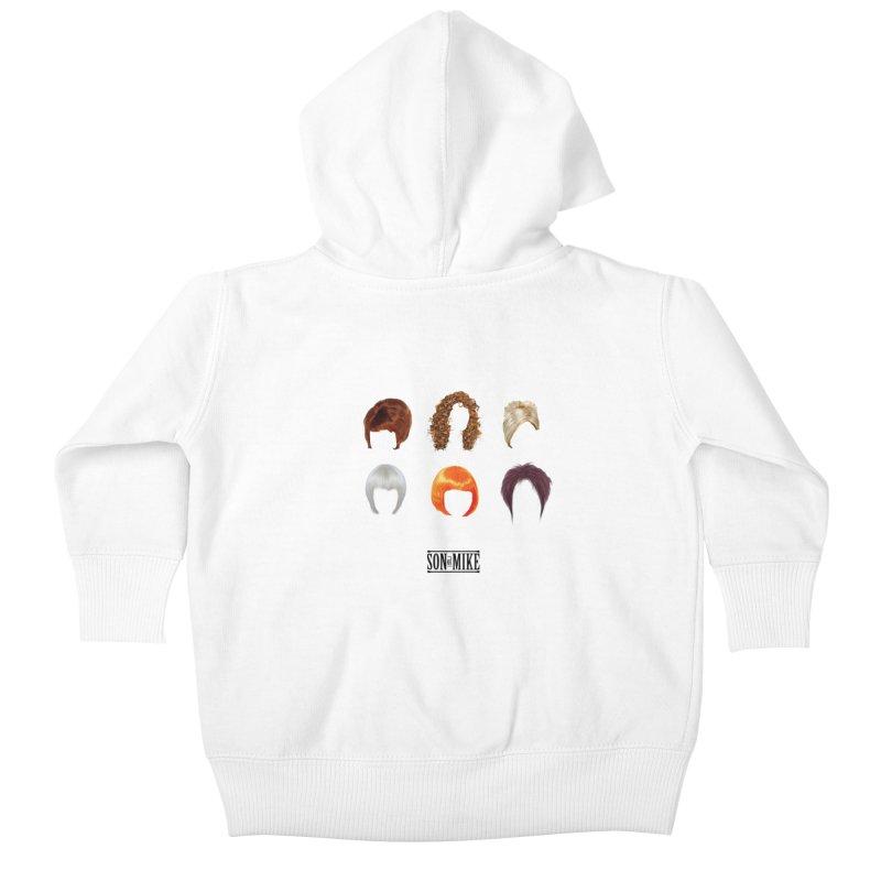 SOM Wigs Kids Baby Zip-Up Hoody by Turkeylegsray's Artist Shop
