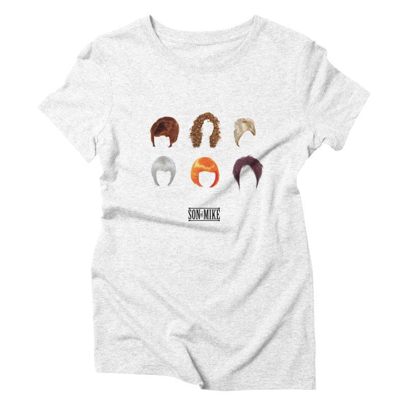 SOM Wigs Women's Triblend T-shirt by Turkeylegsray's Artist Shop