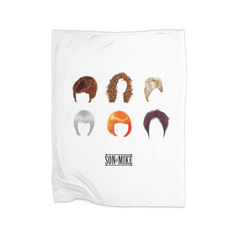 SOM Wigs Home Blanket by Turkeylegsray's Artist Shop