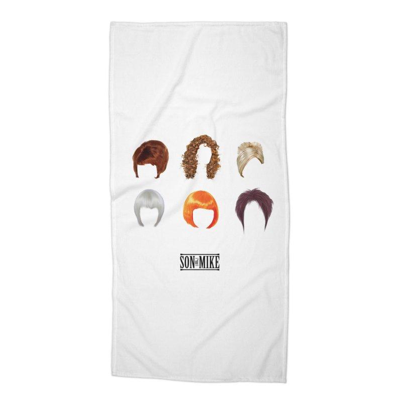 SOM Wigs Accessories Beach Towel by Turkeylegsray's Artist Shop