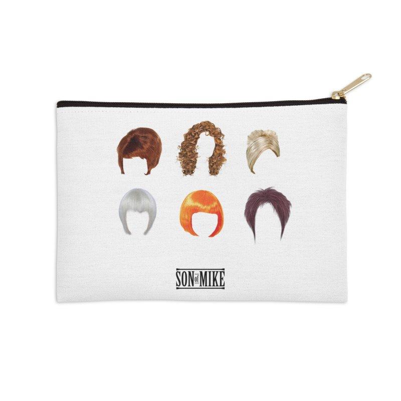 SOM Wigs Accessories Zip Pouch by Turkeylegsray's Artist Shop