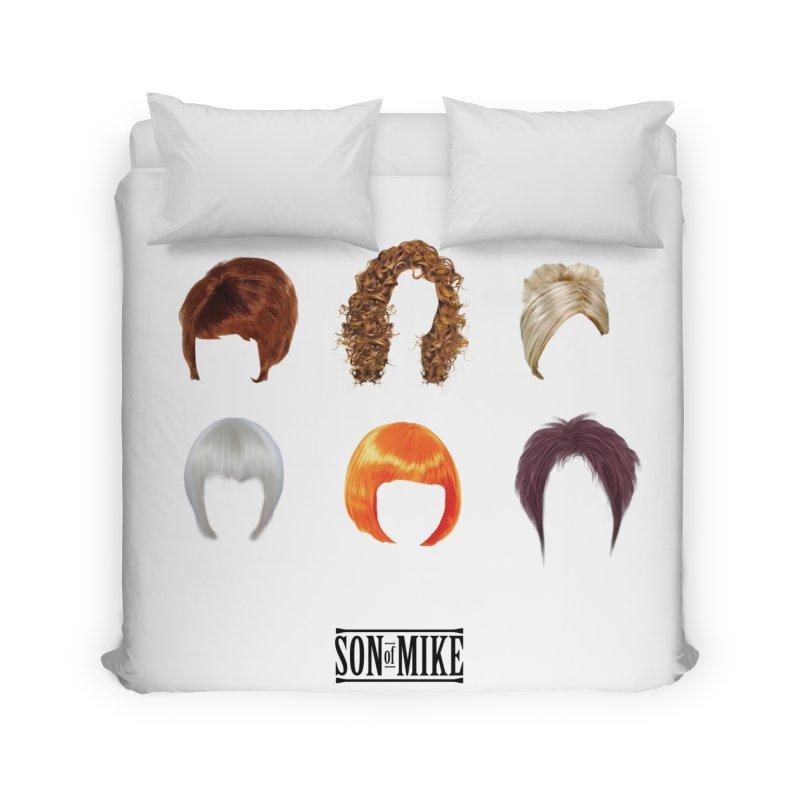 SOM Wigs Home Duvet by Turkeylegsray's Artist Shop
