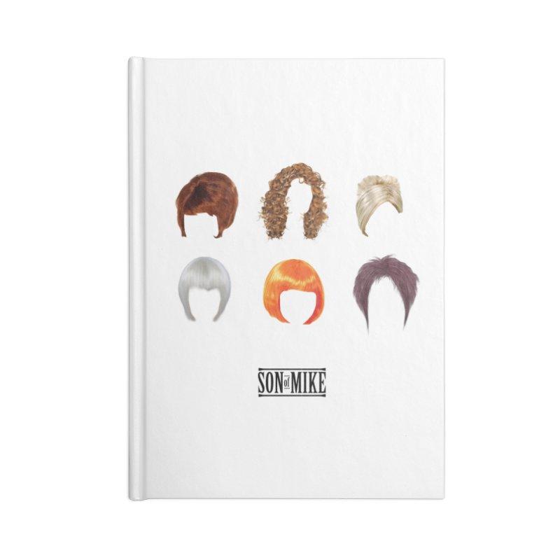 SOM Wigs Accessories Notebook by Turkeylegsray's Artist Shop