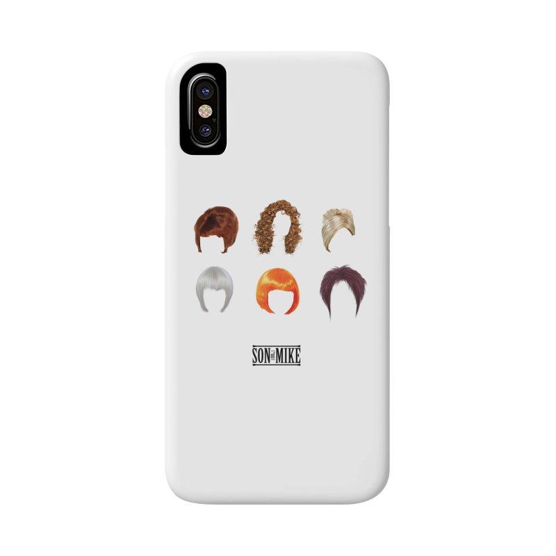 SOM Wigs Accessories Phone Case by Turkeylegsray's Artist Shop