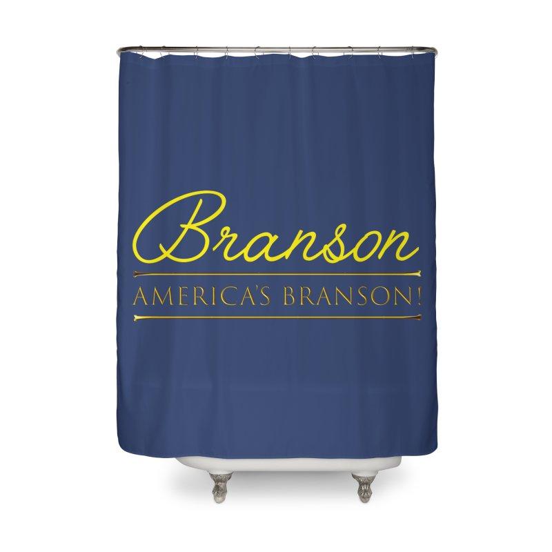 BRANSON: AMERICA'S BRANSON!  Home Shower Curtain by Turkeylegsray's Artist Shop