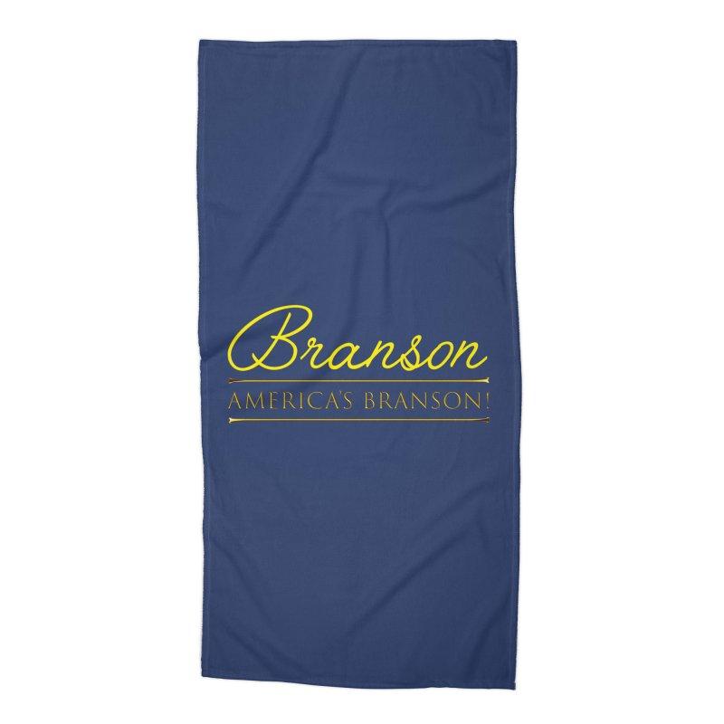 BRANSON: AMERICA'S BRANSON!  Accessories Beach Towel by Turkeylegsray's Artist Shop