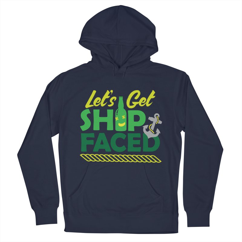 Let's Get Ship Face!  Men's Pullover Hoody by Turkeylegsray's Artist Shop