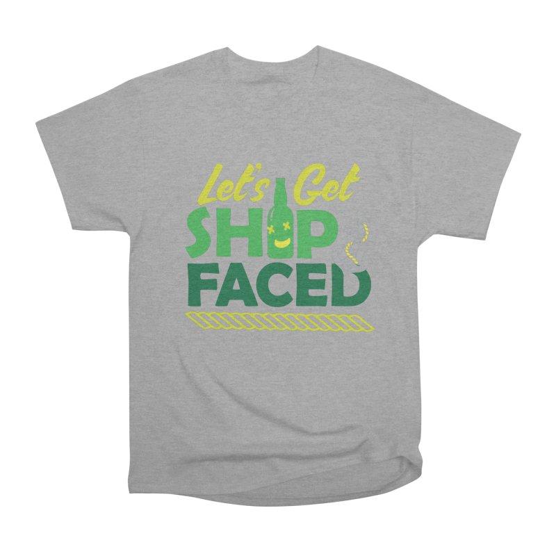 Let's Get Ship Face!  Men's Classic T-Shirt by Turkeylegsray's Artist Shop