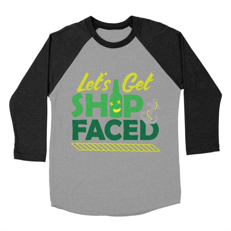 Let's Get Ship Face!  Women's Baseball Triblend T-Shirt by Turkeylegsray's Artist Shop