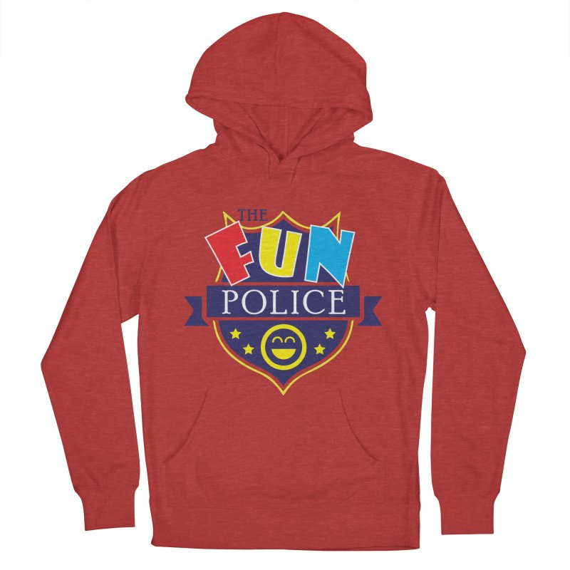 ThE FuN PoLiCE!!! Men's Pullover Hoody by Turkeylegsray's Artist Shop