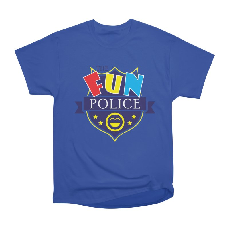 ThE FuN PoLiCE!!! Women's Classic Unisex T-Shirt by Turkeylegsray's Artist Shop
