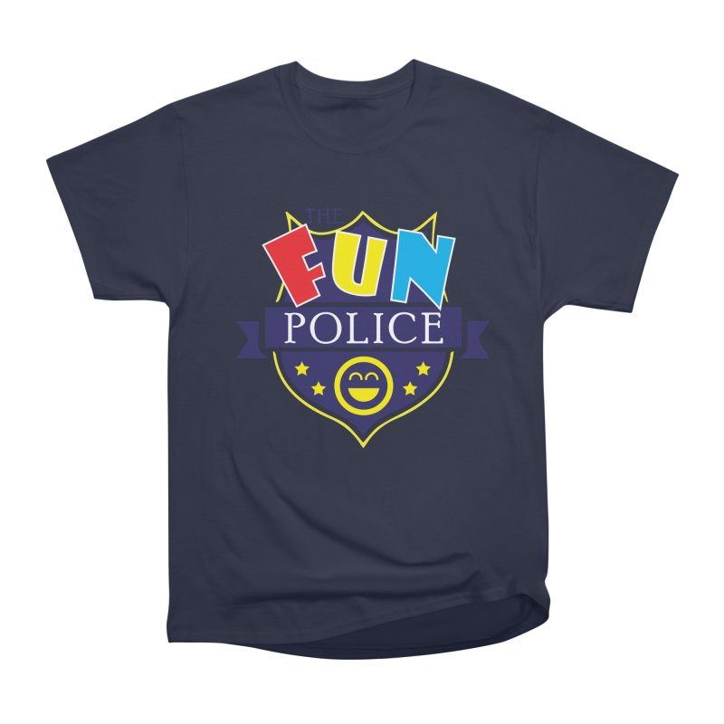 ThE FuN PoLiCE!!! Men's Classic T-Shirt by Turkeylegsray's Artist Shop