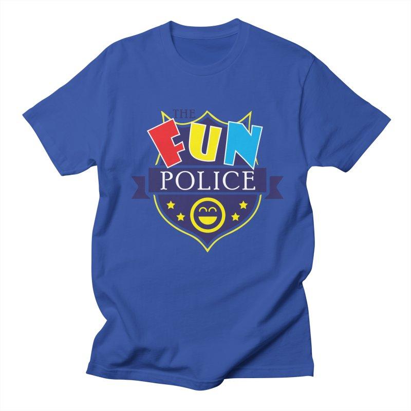 ThE FuN PoLiCE!!! Women's Unisex T-Shirt by Turkeylegsray's Artist Shop