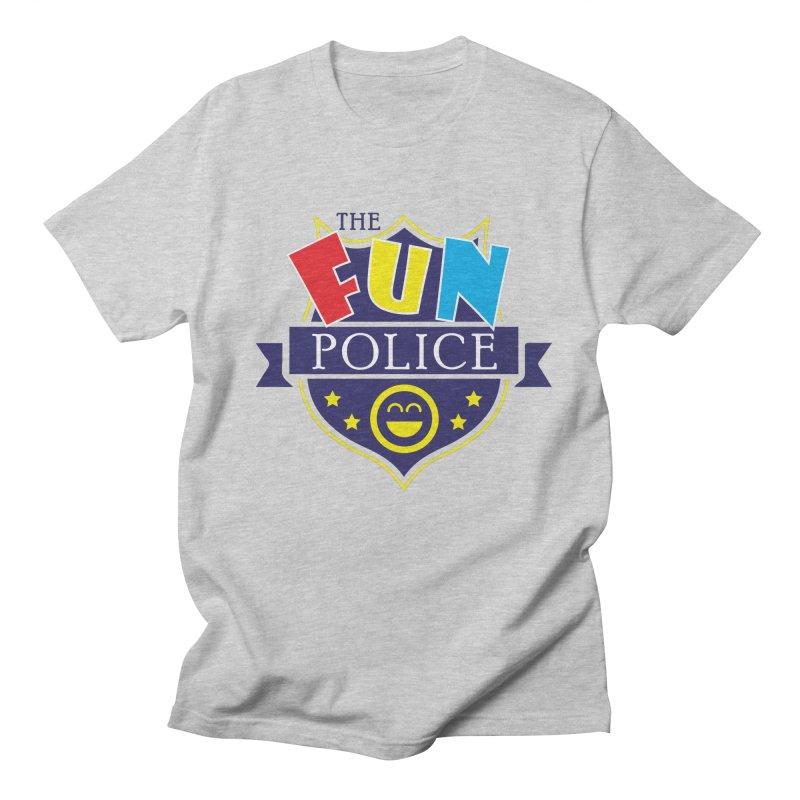 ThE FuN PoLiCE!!! Men's T-shirt by Turkeylegsray's Artist Shop