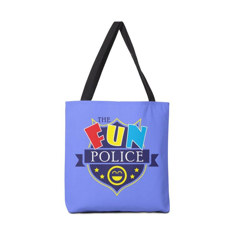 ThE FuN PoLiCE!!! Accessories Bag by Turkeylegsray's Artist Shop