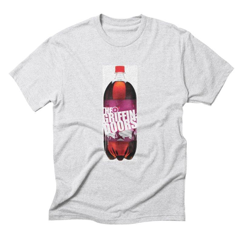 "THE GRIFFINDOORS ""Cherry Coke"" Men's Triblend T-shirt by Turkeylegsray's Artist Shop"