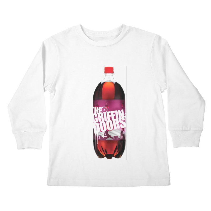 "THE GRIFFINDOORS ""Cherry Coke"" Kids Longsleeve T-Shirt by Turkeylegsray's Artist Shop"