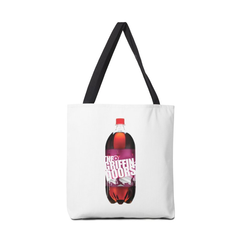 "THE GRIFFINDOORS ""Cherry Coke"" Accessories Bag by Turkeylegsray's Artist Shop"