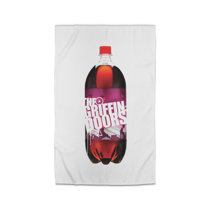 "THE GRIFFINDOORS ""Cherry Coke"" Home Rug by Turkeylegsray's Artist Shop"