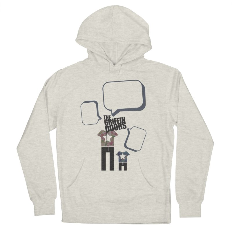 "THE GRIFFINDOORS ""Talk"" Women's Pullover Hoody by Turkeylegsray's Artist Shop"