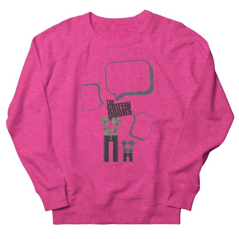 """THE GRIFFINDOORS """"Talk"""" Women's Sweatshirt by Turkeylegsray's Artist Shop"""