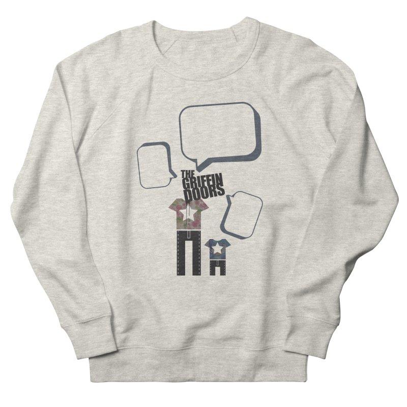 """THE GRIFFINDOORS """"Talk"""" Men's Sweatshirt by Turkeylegsray's Artist Shop"""