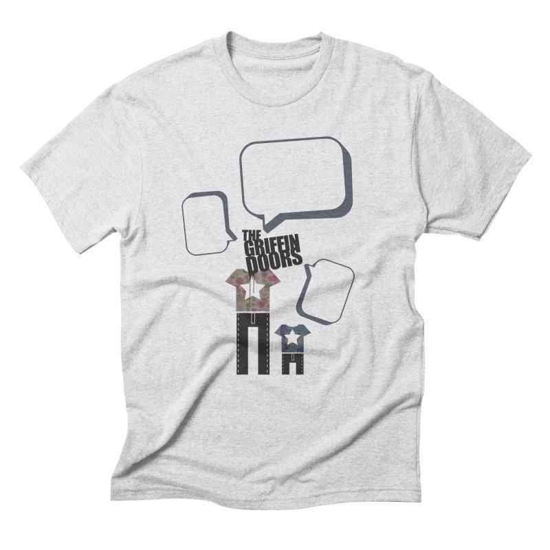 """THE GRIFFINDOORS """"Talk"""" Men's Triblend T-shirt by Turkeylegsray's Artist Shop"""