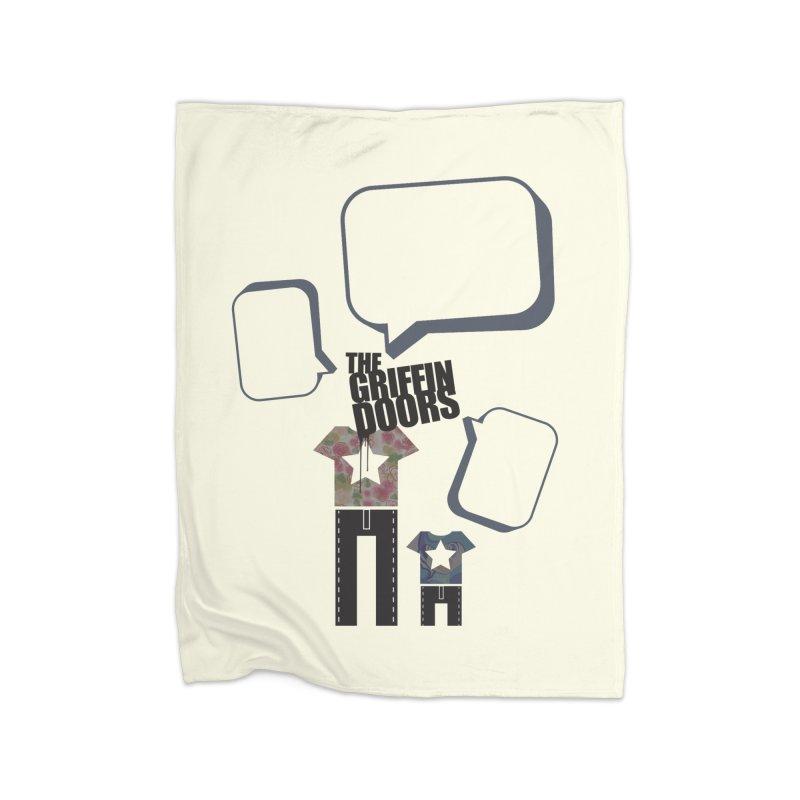 """THE GRIFFINDOORS """"Talk"""" Home Blanket by Turkeylegsray's Artist Shop"""