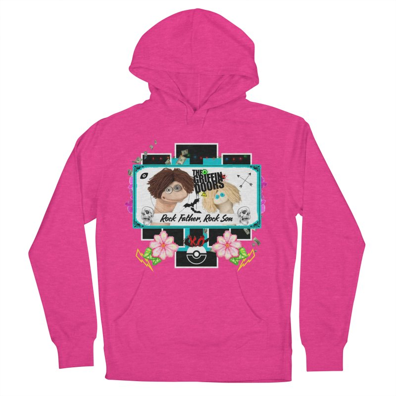 "THE GRIFFINDOORS ""Puppets"" Women's Pullover Hoody by Turkeylegsray's Artist Shop"