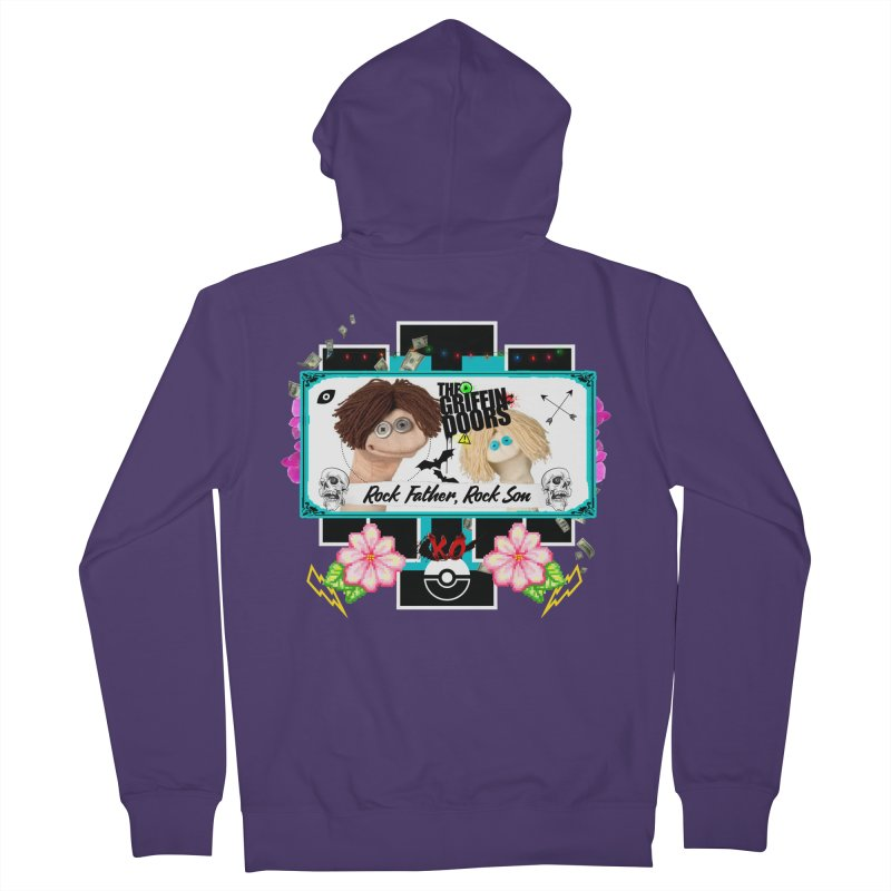 "THE GRIFFINDOORS ""Puppets"" Women's Zip-Up Hoody by Turkeylegsray's Artist Shop"