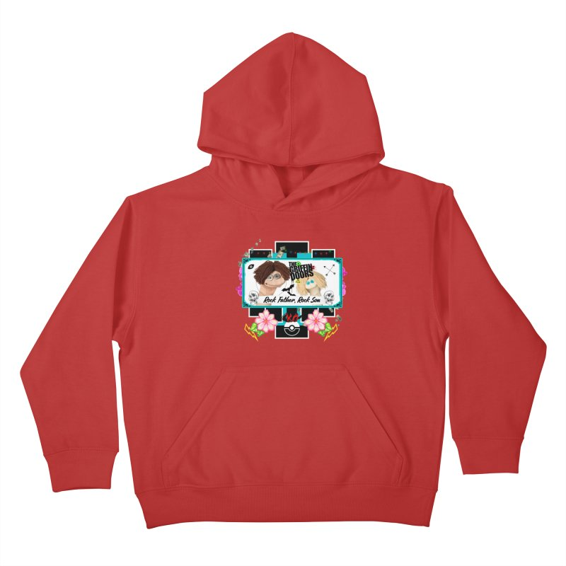 "THE GRIFFINDOORS ""Puppets"" Kids Pullover Hoody by Turkeylegsray's Artist Shop"