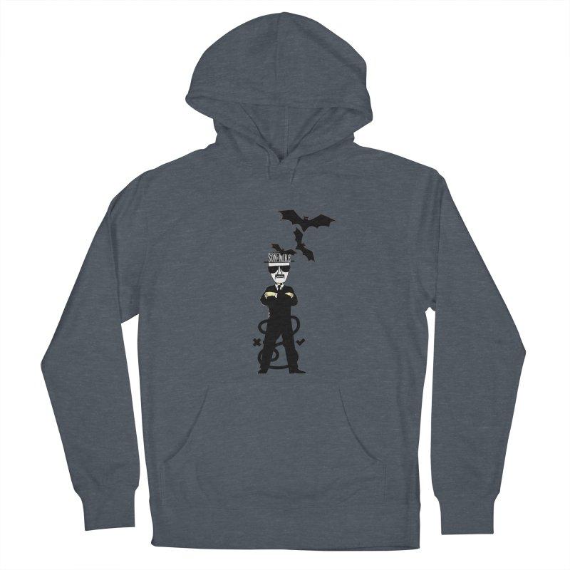 "SON OF MIKE ""Tread Lightly"" Men's Pullover Hoody by Turkeylegsray's Artist Shop"