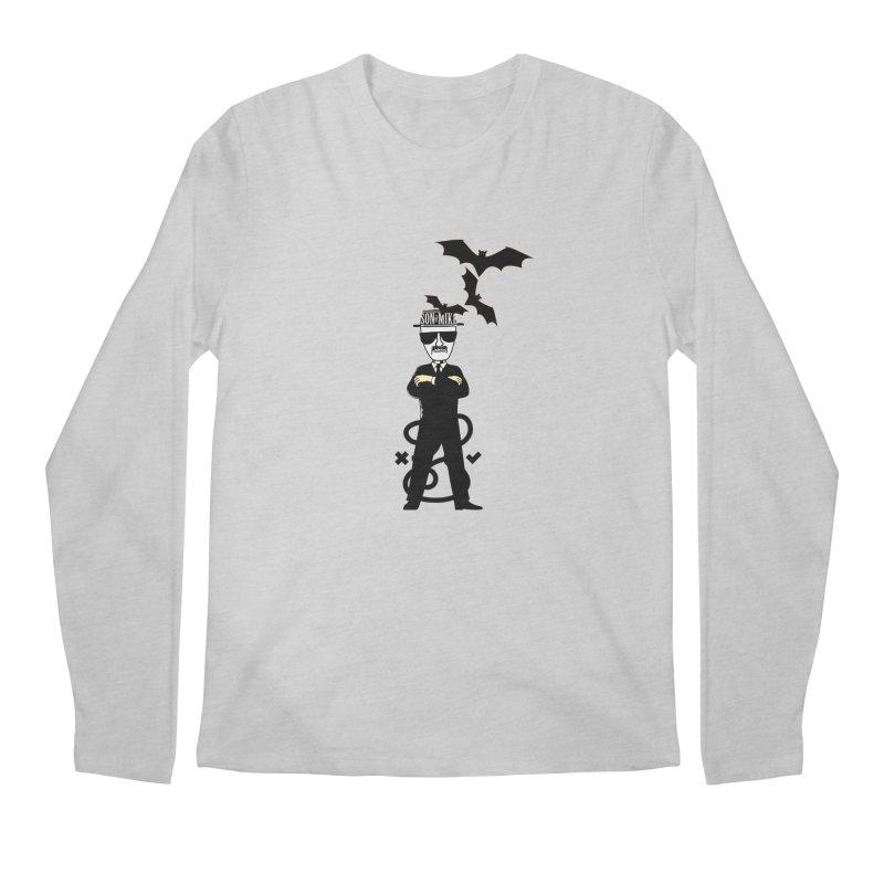 """SON OF MIKE """"Tread Lightly"""" Men's Longsleeve T-Shirt by Turkeylegsray's Artist Shop"""