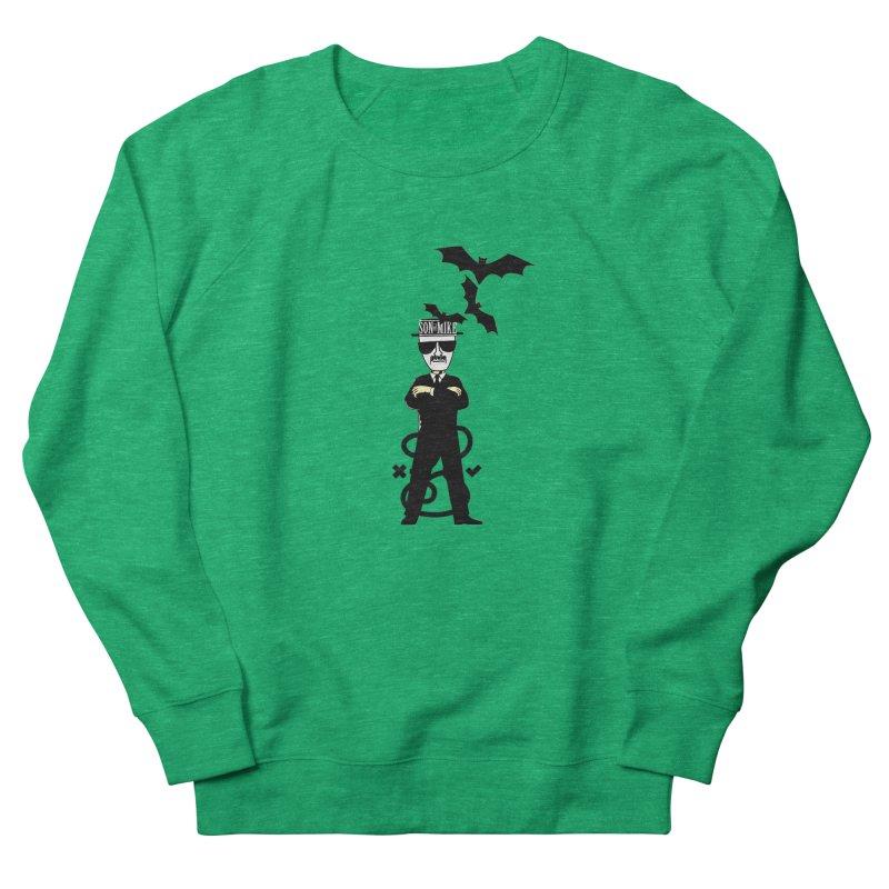 """SON OF MIKE """"Tread Lightly"""" Women's Sweatshirt by Turkeylegsray's Artist Shop"""