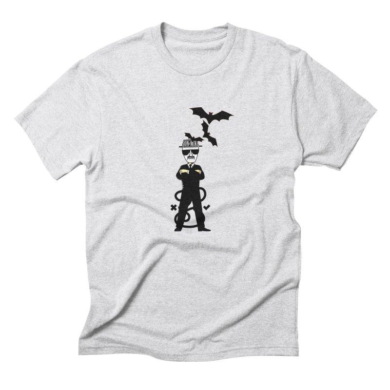 "SON OF MIKE ""Tread Lightly"" Men's Triblend T-shirt by Turkeylegsray's Artist Shop"