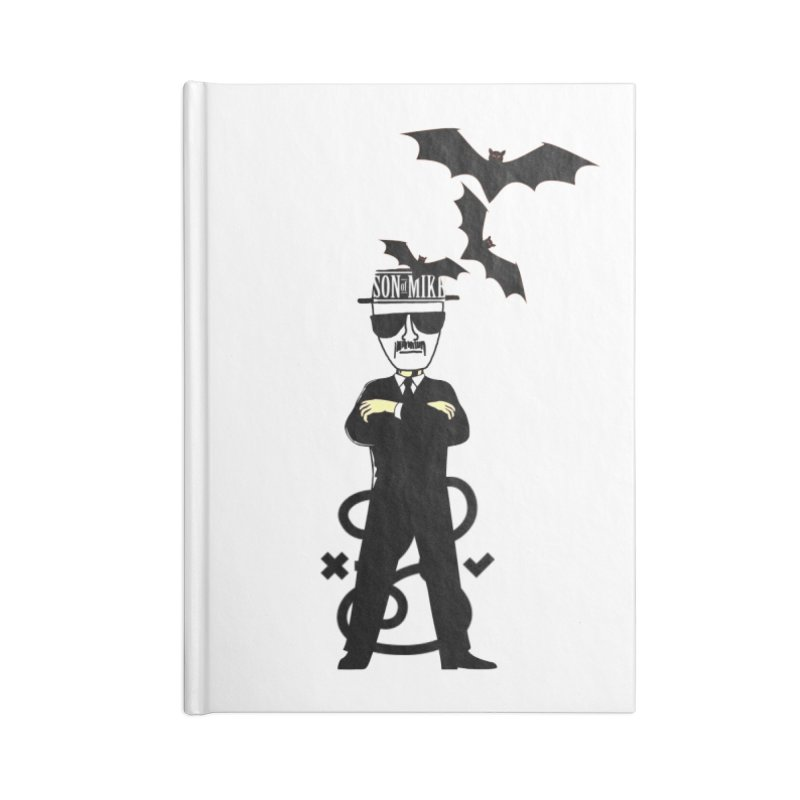 """SON OF MIKE """"Tread Lightly"""" Accessories Notebook by Turkeylegsray's Artist Shop"""