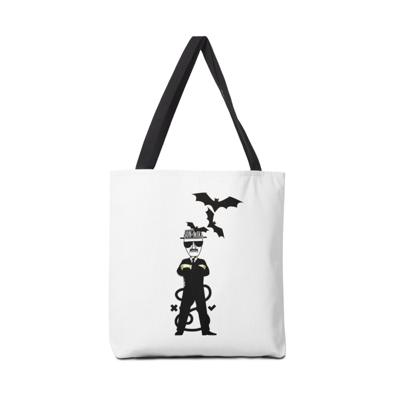 "SON OF MIKE ""Tread Lightly"" Accessories Bag by Turkeylegsray's Artist Shop"