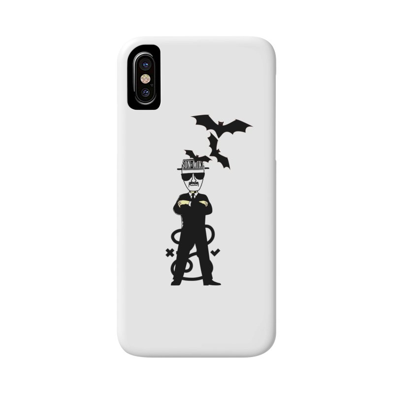 """SON OF MIKE """"Tread Lightly"""" Accessories Phone Case by Turkeylegsray's Artist Shop"""