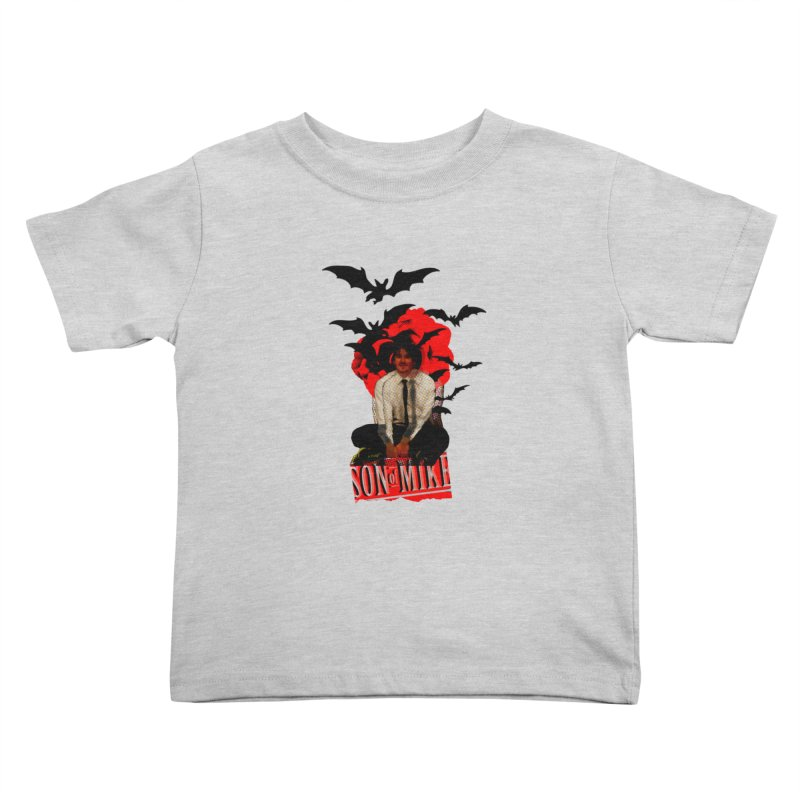 "SON OF MIKE ""Batman"" Kids Toddler T-Shirt by Turkeylegsray's Artist Shop"