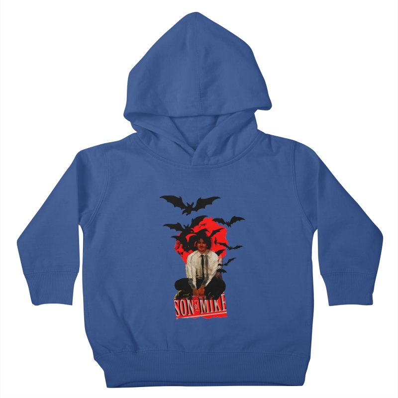 "SON OF MIKE ""Batman"" Kids Toddler Pullover Hoody by Turkeylegsray's Artist Shop"